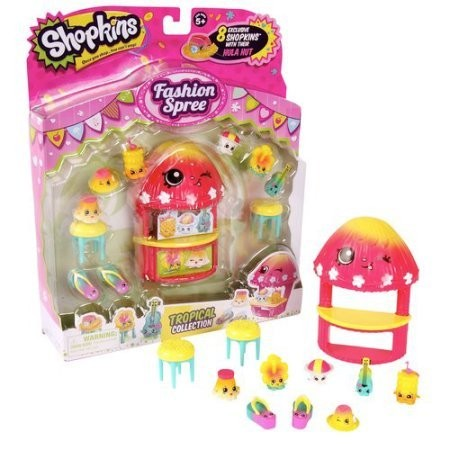 ASIN:B01LJM254Q TAG:shopkins-fashion-pack-tropical-collection