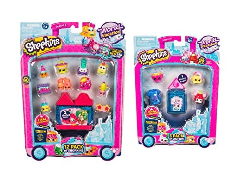 ASINB076FDVD3W TAGshopkins Season 6 5 Pack