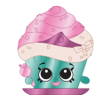 #6-058 - Cupcake Princess - Ultra Rare