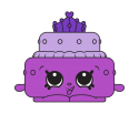 #7-048 - Queenie Cake - Common