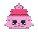 #7-056 - Queenie Cake - Common