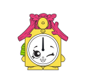 #8-060 - Tocky Cuckoo Clock - Common