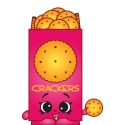#2-086 - Chris P Crackers - Rare