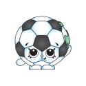 #5-003 - Sadie Soccerball - Common
